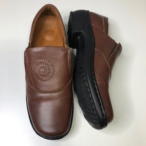 Josef Seibel Leather Brown Shoes